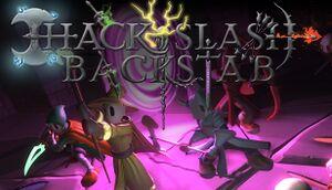 Hack, Slash & Backstab cover