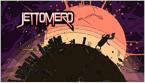 Jettomero: Hero of the Universe cover