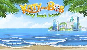 Katy and Bob Way Back Home cover
