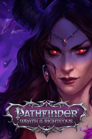 Pathfinder: Wrath of the Righteous cover