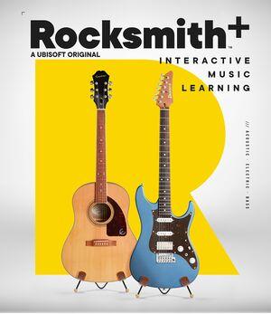 Rocksmith+ cover