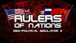 Rulers of Nations cover