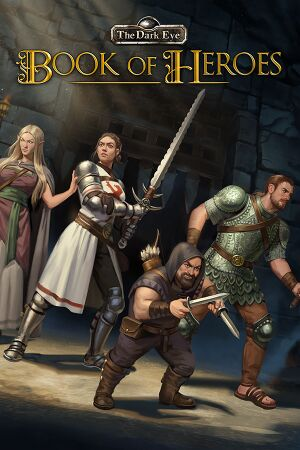 The Dark Eye: Book of Heroes cover