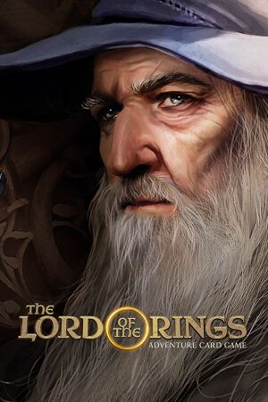 The Lord of the Rings: Adventure Card Game cover
