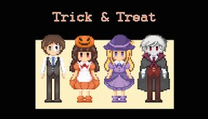 Trick & Treat cover
