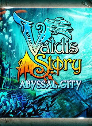 Valdis Story: Abyssal City cover