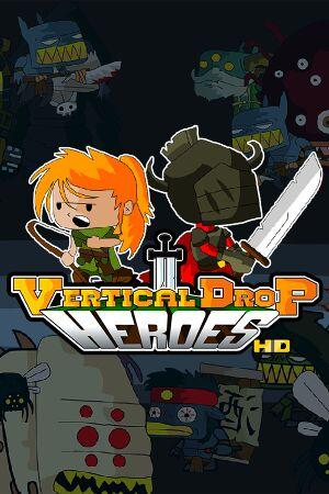 Vertical Drop Heroes HD cover
