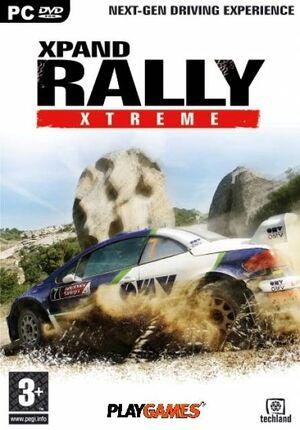 Xpand Rally Xtreme cover