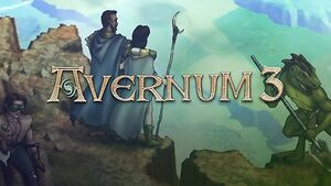 Avernum III cover
