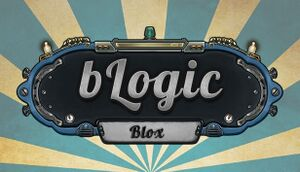 BLogic Blox cover