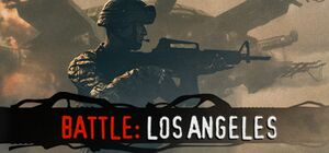 Battle: Los Angeles cover