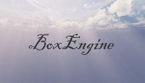 BoxEngine cover