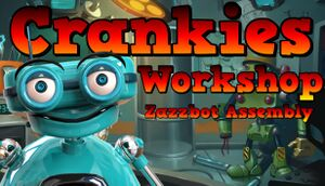 Crankies Workshop: Zazzbot Assembly cover