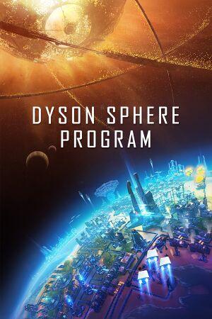 Dyson Sphere Program cover