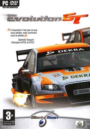 Evolution GT cover