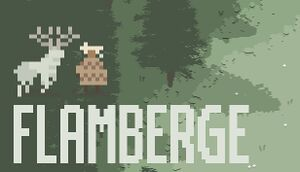 Flamberge cover