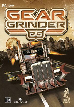 GearGrinder cover