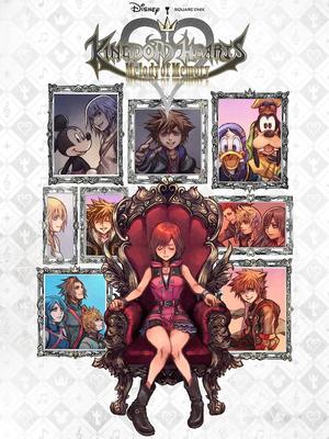 Kingdom Hearts Melody of Memory cover