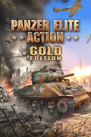 Panzer Elite Action: Fields of Glory cover