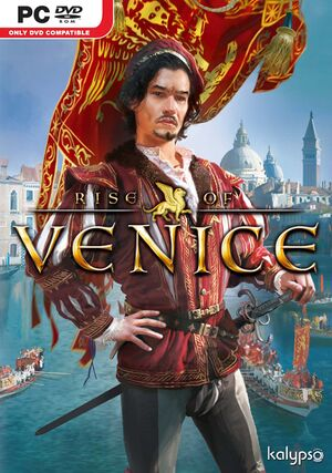 Rise of Venice cover