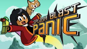 Splash Blast Panic cover