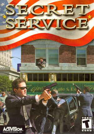 Secret Service: In Harm's Way cover