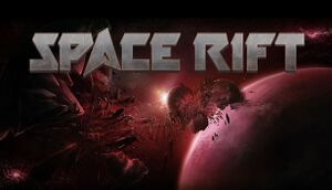 Space Rift: Episode 1 cover
