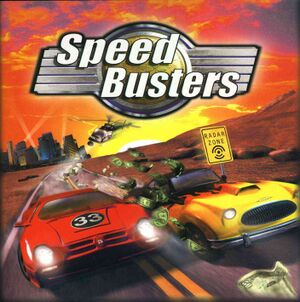 Speed Busters: American Highways cover
