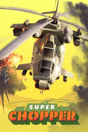 Super Chopper cover
