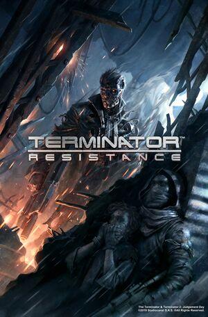 Terminator: Resistance cover