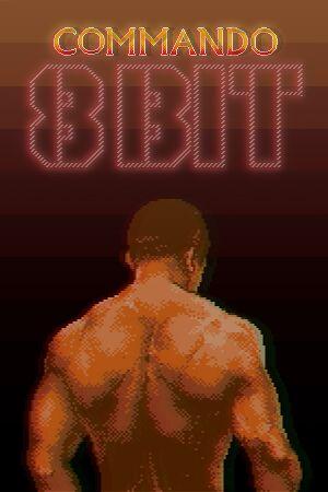8-Bit Commando cover
