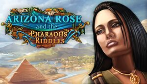 Arizona Rose and the Pharaohs' Riddles cover
