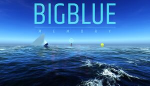 Big Blue - Memory cover
