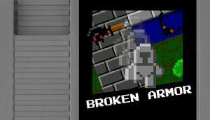 Broken Armor cover
