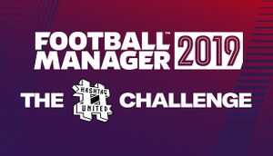 Football Manager 2019: The Hashtag United Challenge cover