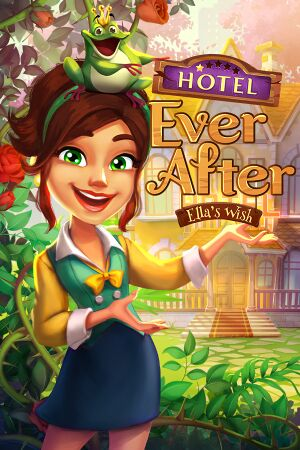 Hotel Ever After - Ella's Wish cover