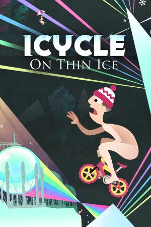 Icycle: On Thin Ice cover