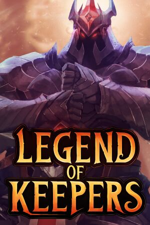 Legend of Keepers:Career of a Dungeon Master cover