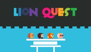 Lion Quest cover