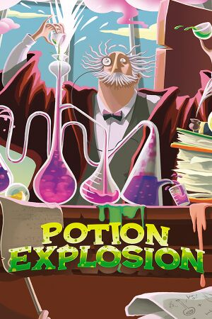Potion Explosion cover