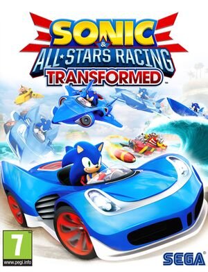 Sonic & All-Stars Racing Transformed Collection cover