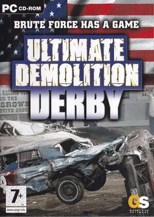 Ultimate Demolition Derby cover