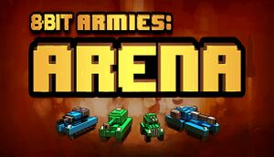 8-Bit Armies: Arena cover