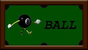 8 Ball cover