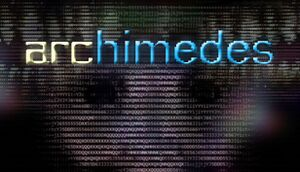 Archimedes cover