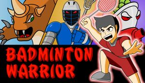 Badminton Warrior cover
