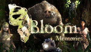 Bloom: Memories cover
