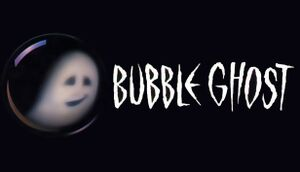 Bubble Ghost cover