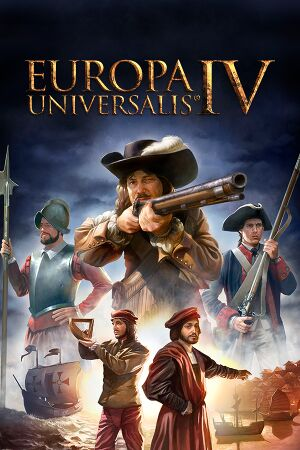 Europa Universalis IV cover