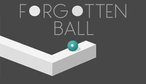 Forgotten Ball cover